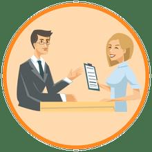 Заказать услугу Подготовка к собеседованию на русском или английском языке